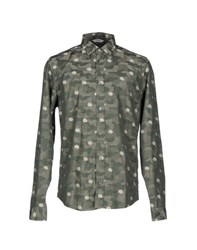 Nn.07 Nn07 Shirts Shirts Men Military Green