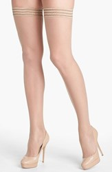 Women's Nordstrom Sheer Thigh High Nylons Light Nude