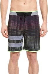 Hurley Men's Phantom Block Party Hyperweave Board Shorts