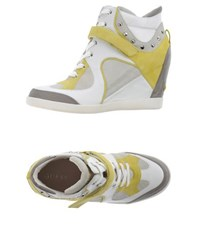 Guess Footwear High Tops And Trainers Women