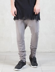 Thom Krom Long Pants With Zipper Pockets