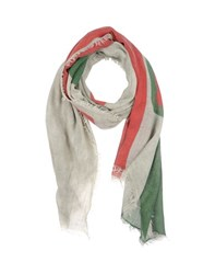 Blu I Accessories Oblong Scarves Men Green