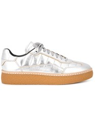 Alexander Wang Eden Sneakers Metallic