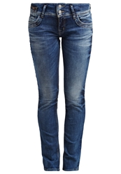 Ltb Jonquil Straight Leg Jeans Blue Lapis Wash Dark Blue