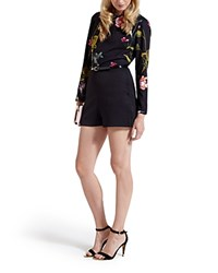 Ted Baker Imia Floral Print Romper