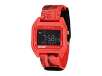 Electric Eyewear Ed01 T Nato Twin Fin Red Watches