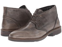 Naot Footwear Pilot Vintage Gray Leather Men's Boots