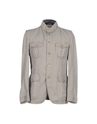 J.W. Tabacchi Blazers Light Grey