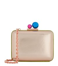 Sophia Webster Vivi Hula Box Clutch Female Pink