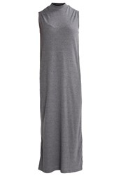 Tiger Of Sweden Jeans Yama Jumper Dress Med Grey Melange Mottled Grey
