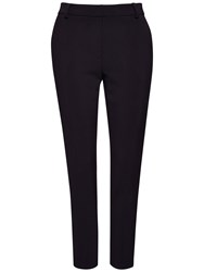 Jaeger Stretch 7 8Ths Trousers Navy