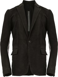 Isaac Sellam Experience Tailored Blazer Black