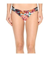 Body Glove Wonderland Flirty Surf Rider Bottoms Multi Women's Swimwear