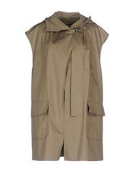 Brian Dales Coats And Jackets Overcoats Military Green