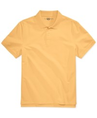 Club Room Men's Anson Pique Polo Only At Macy's Magnolia