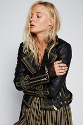Free People Womens Bang Bang Vegan Jacket