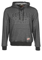 Russell Athletic Hoodie Winter Charcoal Marl Anthracite