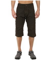 Kuhl Krux Short Espresso Men's Shorts Brown