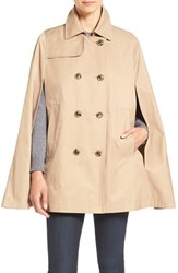 Zzdnu Cece Women's 'Lily' Trench Cape