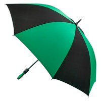 Fulton Cyclone Supersize Golf Umbrella Black Green