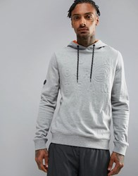 Blend Of America Active Pull Over Hoody 70813 Stone Mix Grey