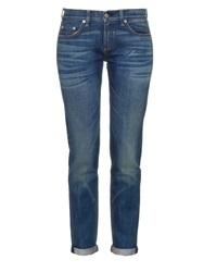 Rag And Bone Dre Low Rise Slim Leg Jeans