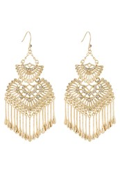Banana Republic Earrings Goldcoloured