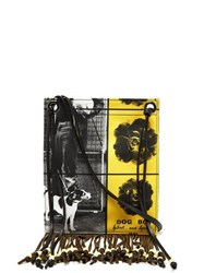 Jw Anderson X Gilbert And George Graphic Print Canvas Bag Multi