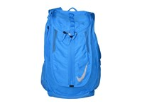 Nike Football Shield Backpack Photo Blue Photo Blue Metallic Silver Backpack Bags