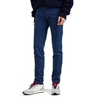 Marco Pescarolo Nerano Stretch Cotton Cashmere Slim Jeans Blue