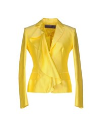 Emanuel Ungaro Suits And Jackets Blazers Women Yellow