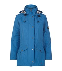Barbour Waterproof Trevose Jacket Female Blue