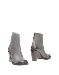 Paul Smith Ankle Boots Lead