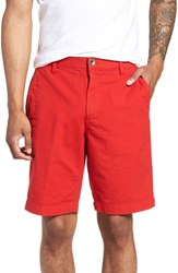 Rvca Butterball Weekend Shorts Pompei Red