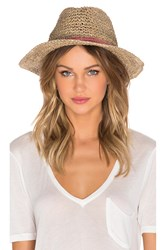 Ale By Alessandra Trancoso Hat Brown