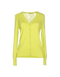 Darling Knitwear Cardigans Women Acid Green
