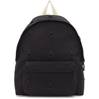 Raf Simons Grey Eastpak Edition Padded Loop Backpack