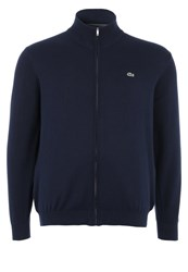 Lacoste Cardigan Navy Blue Dark Blue