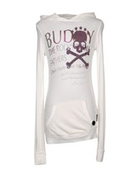 Bad Spirit Sweaters White