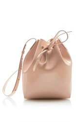 Mansur Gavriel Mini Bucket Bag Pink