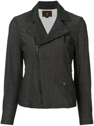 Hysteric Glamour Classic Biker Jacket Polyester Black