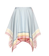 Thom Browne Cotton Skirt Multicoloured