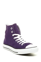 Converse High Top Sneaker Unisex Purple