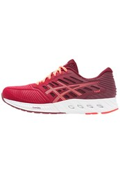 Asics Fuzex Neutral Running Shoes Ot Red Flash Coral True Red