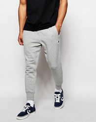 Converse All Star Patch Skinny Joggers Grey