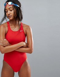 Nike Core Red Swimsuit 614 University Red