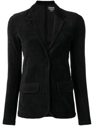 Majestic Filatures Single Breasted Blazer Black