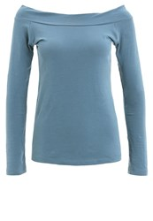Dimensione Danza Long Sleeved Top Avio Blue