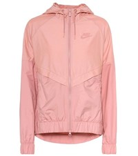 Nike Nsw Hooded Jacket Pink