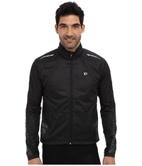 Pearl Izumi Elite Barrier Convertible Jacket Black Men's Coat